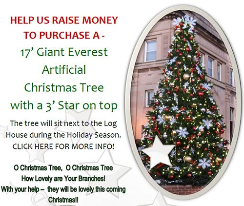 Christmas Parade - Christmas Tree In Downingtown Pa